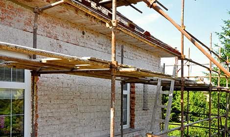Woning die renovatie nodig heeft
